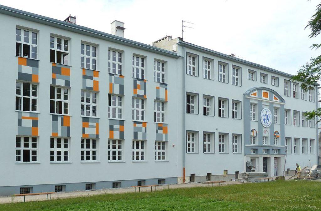 Termomodernizacja budynku Szkoły Podstawowej Nr 3 w Nysie