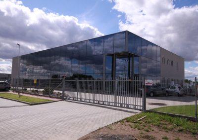 Budynek biurowy Alsecco wraz z halą produkcyjną w Nysie