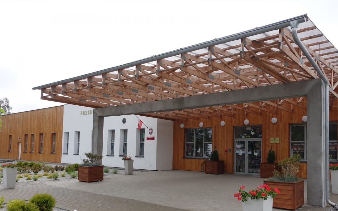 Budynek Przedszkola nr 10 w Nysie